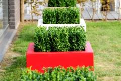 foto 4 kleuren polyester plantenbakken (L'eau de Lo) (okt.09) groot