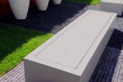 aluminium langwerpige watertafel