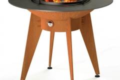 grill-cortenstahl